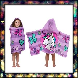 ]Nickelodeon] Jojo Siwa Hood Bath Towel